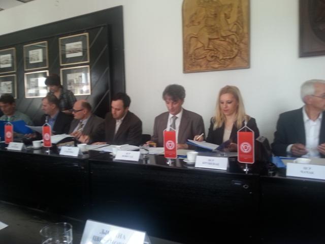 Potpisivanje Protokola Kragujevac